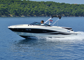 190 Sport Sea Ray in Kroatien