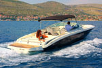 Sea Ray 240 Sun Sport in Trogir
