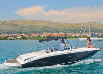 240 Sun Sport Sea Ray in Kroatien
