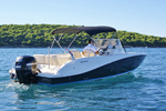 Quicksilver 675 Activ Sundeck in Trogir