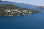 Okrug Donji auf der Insel Ciovo