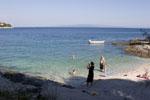 Okrug Gornji auf der Insel Ciovo