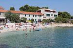 Slatine auf der Insel Ciovo