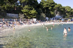 Strand Bacvice in Split