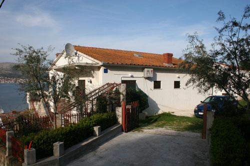 Ferienhaus Slavica in Mastrinka - Urlaub in Kroatien mit
