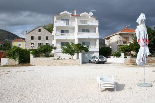 Ferienhaus Denis in Vranjica - Urlaub in Kroatien mit