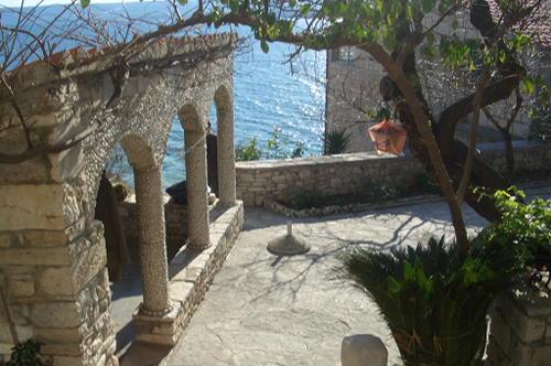 Ferienhaus Amor in Seget Donji - Urlaub in Kroatien mit